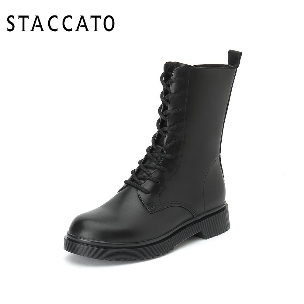 Create the same Skato winter new British style Martin boots thick heel women's boots n4304dz9
