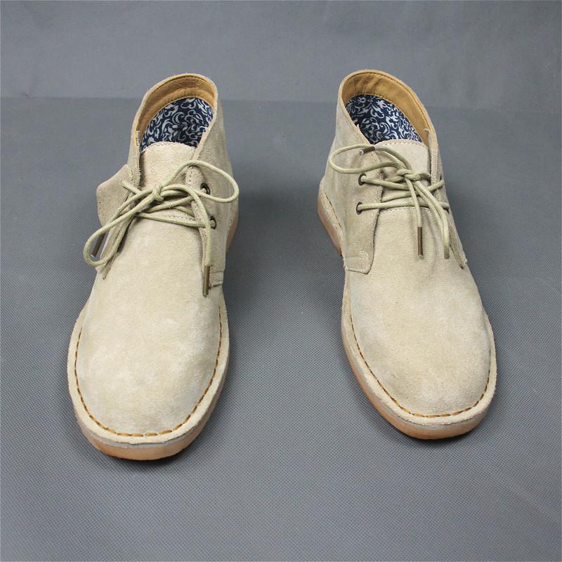 les帅t小码鞋情侣马丁靴男靴子潮流反绒鞋子男英伦短靴休闲工装鞋
