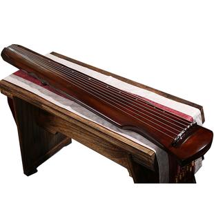 青山古琴伏羲式仲尼式古琴老桐木纯手工生漆初学者专业练习古琴