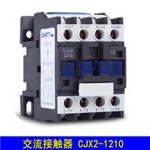 正泰交流接触器LC1CJX21210CJX21201220V380V线圈银点