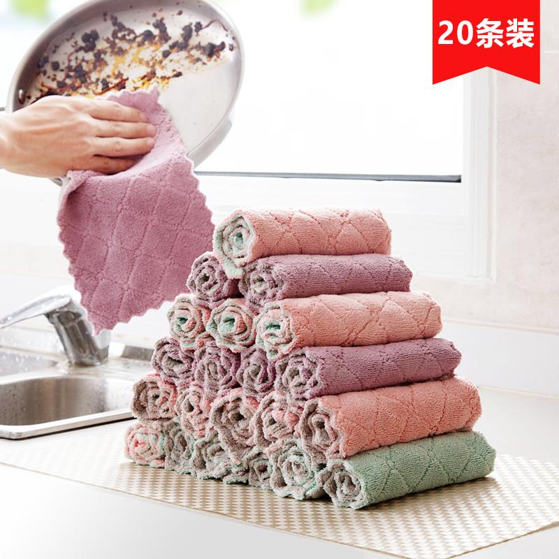 震音と同じタイプの家庭用台所の生活用品の用具は神器をきれいにしてタオルを拭いて、油の雑巾をつけません。