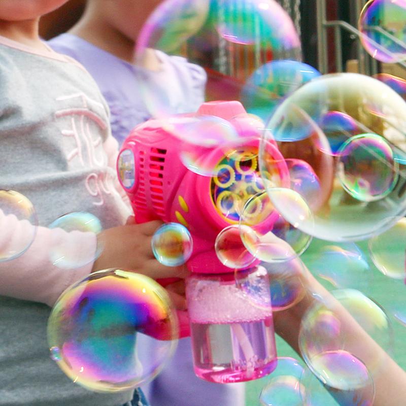 36.00元包邮抖音同款儿童仙女电动全自动泡泡机