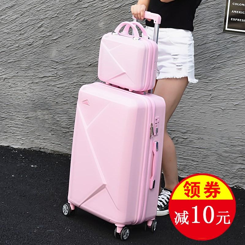 儿童拉杆箱男孩20寸小学生行李箱子母旅行箱可坐骑宝宝万向轮男童