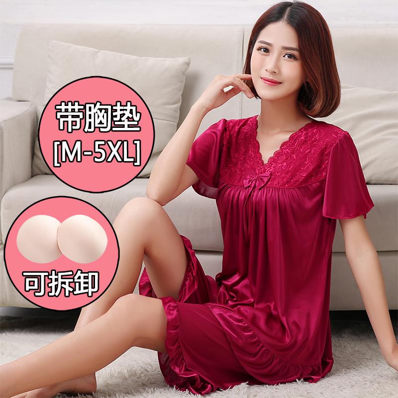 胸大的穿什么睡衣:小胸适合哪种睡裙