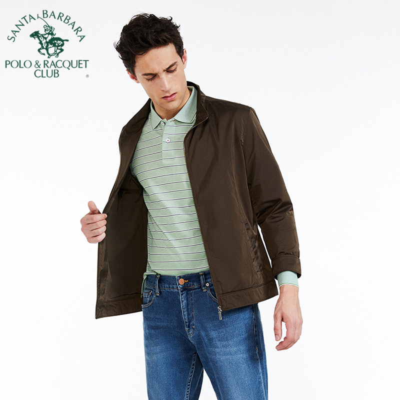 S. B.polo/st. Paul mens autumn business casual jacket