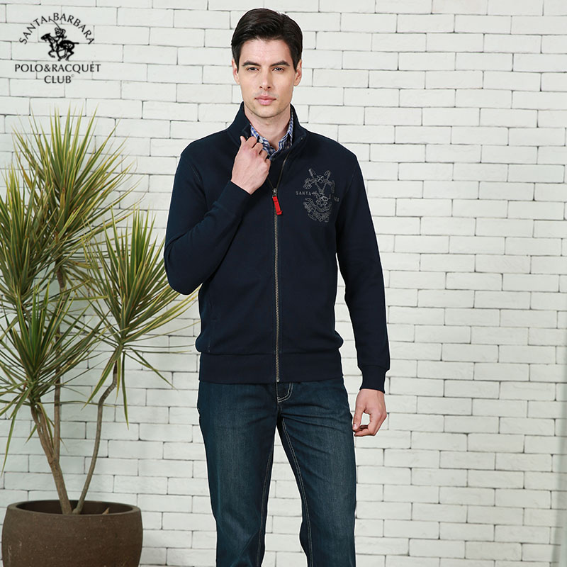 S. B.p.r.c / St. Paul mens casual knitted casual wear sweater coat