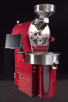 美国 Diedrich IR-5 5kg 咖啡工厂烘焙机