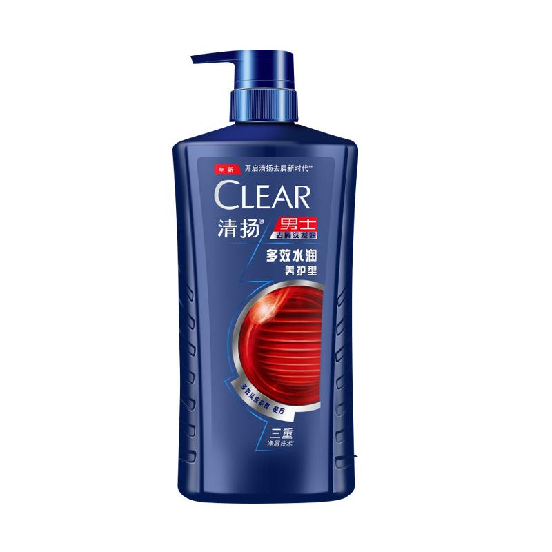 Clearad/清扬洗发露活力薄荷男士洗发水750ml