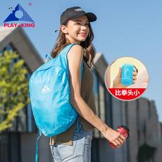 超薄超轻便携可折叠大容量防水旅游户外双肩包休闲旅行背包男女