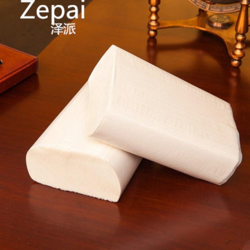 Чистая древесина пульпа отели полотенца бумага 200 привлечь бизнес N сложить полотенца бумага сложить бумага сокровище сокровище ванная комната полотенца бумага