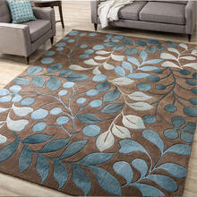 Nordic lovely simple modern doormat living room tea table sofa carpet bedside mattress rectangular mattress