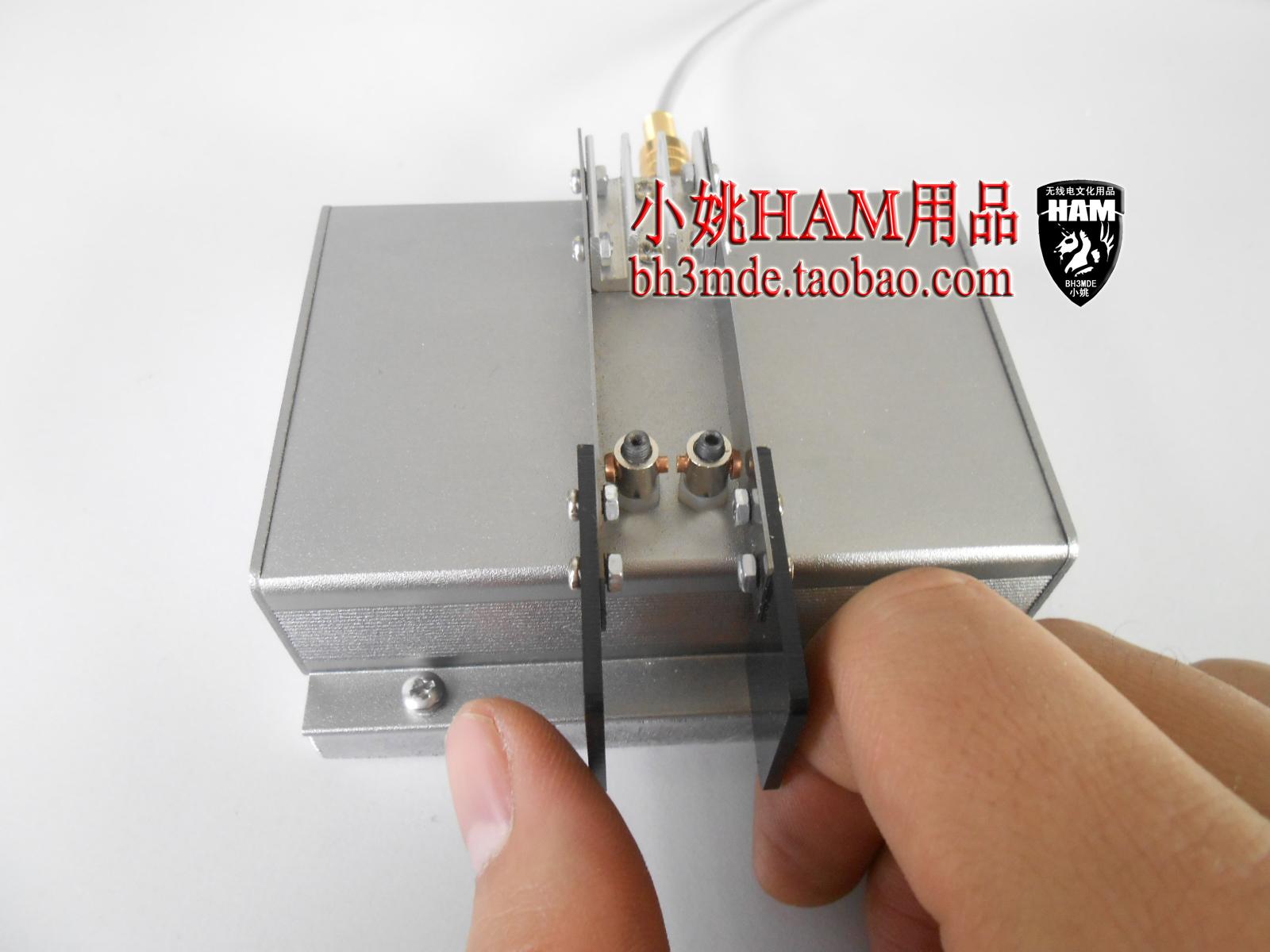 Морзе телеграфный ключевых P01 ключевых радио коротковолновое радио CW черепов поддерживает передатчика от Kupinatao