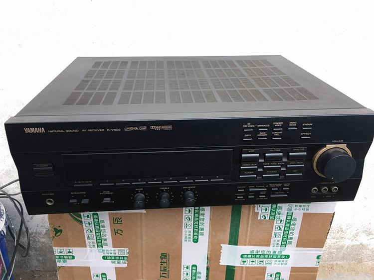 二手音响Yamaha/雅马哈R-V902 AV功放机大功率家用高端家庭影院