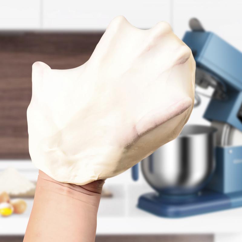 格菱乐8600厨师机和面机商用家用多功能7L自动静音揉面搅拌鲜奶机