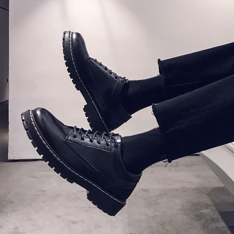2021新款男韩版潮流正装青少年皮鞋好不好