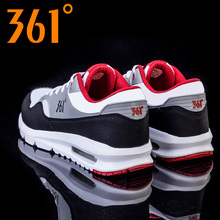361 Men's Mesh Running Shoes New Winter Sports Shoes 361 Spring Genuine Men's Leisure Air Cushion Running Shoes