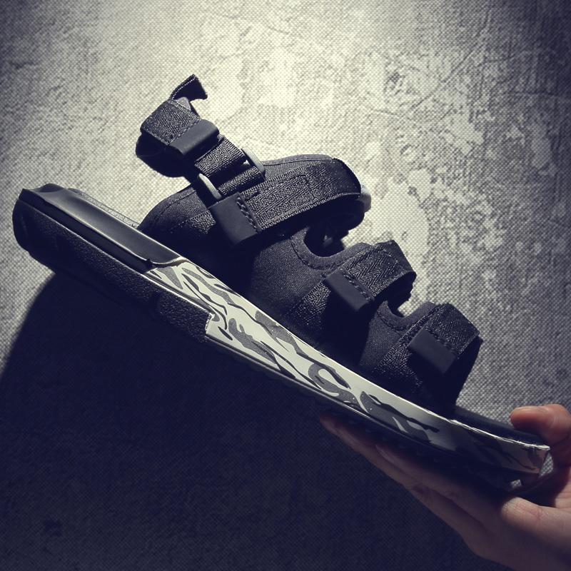 【一鞋两穿】软底透气凉<font color='red'><b>拖鞋</b></font>休闲沙滩鞋【原价99元】