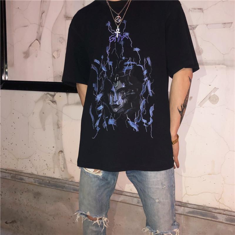 现货banditk gangn闪电美杜莎t恤10月20日最新优惠