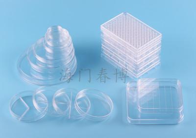 35/60/70/90/100/150/10*10方皿13*13各规格一次性塑料培养皿