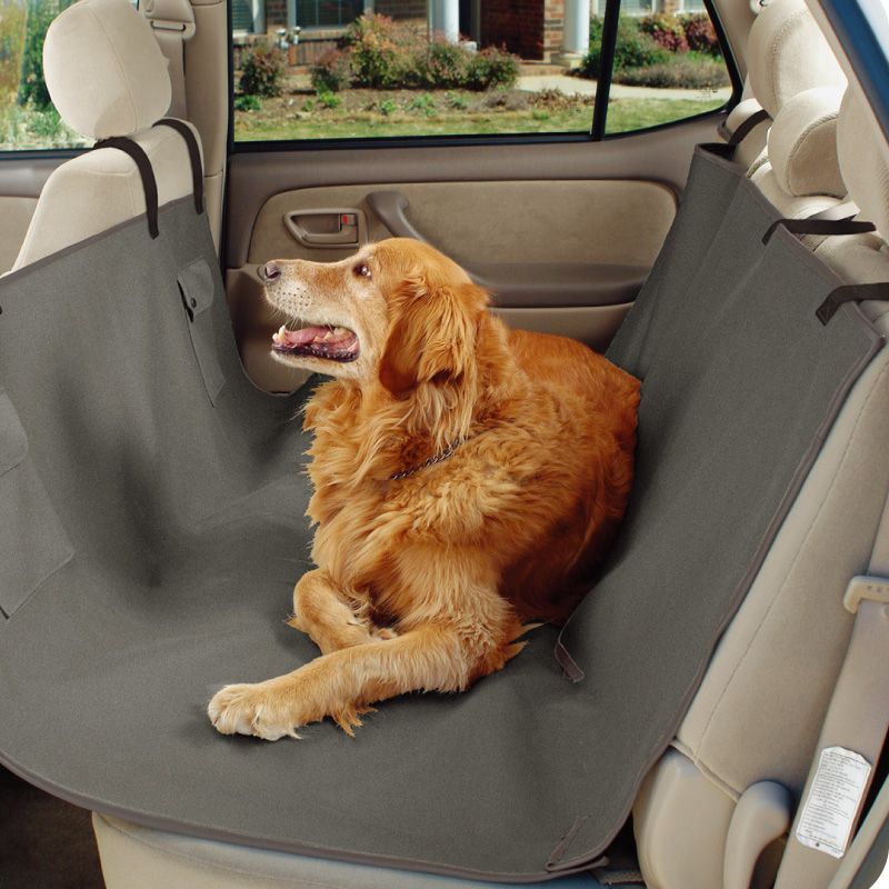 Solvit宠安特车用狗狗车垫宠物外出车载垫汽车后座后排防水坐垫