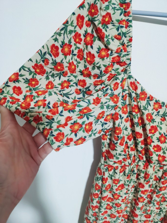 Moroccan midsummer nights dream law low cut floral skirt s-size exclusive item for sale