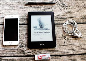 领5元券购买二手亚马逊kpw3全系列电子书