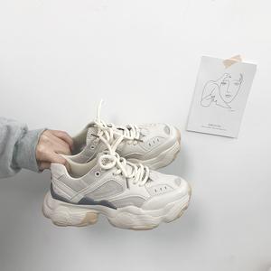 环球ins运动鞋子女2019新款女鞋