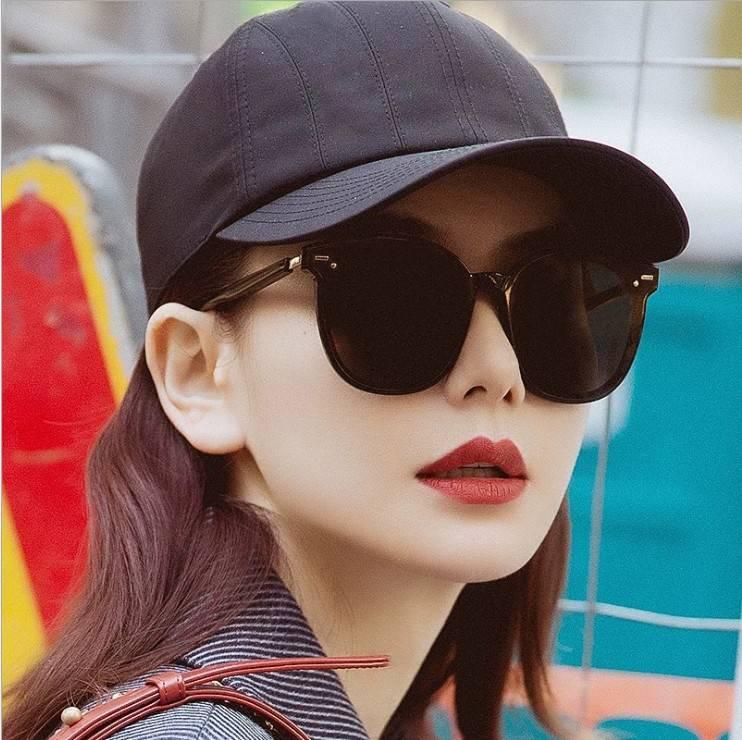 タオバオ仕入れ代行-ibuy99|太阳镜|新款偏光太阳镜复古潮流框网红街拍个百搭款墨镜98032