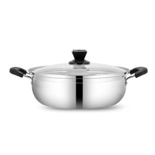 加厚不锈钢煲汤锅电磁炉家用蒸锅