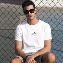 4.9高评分~100%纯棉短袖T恤