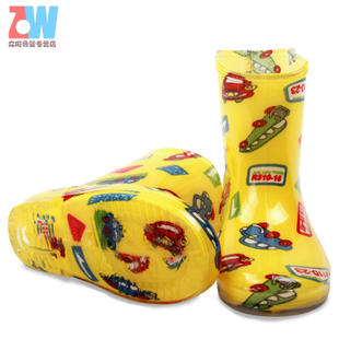Children s rain boots boots Korean boys and girls Lesbian baby fashion baby boots rain boots children rain boots CSvMZ9
