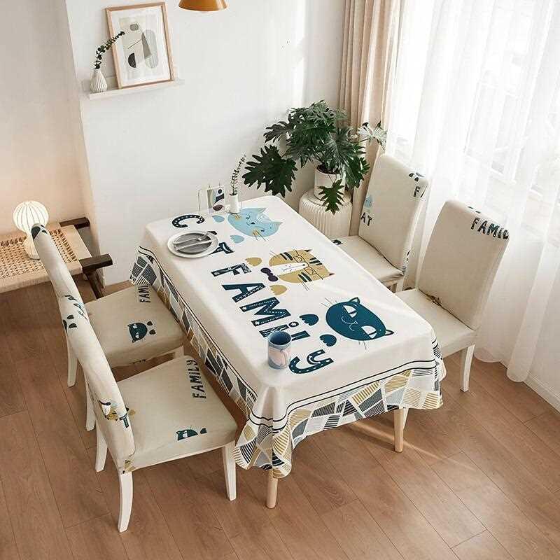 Скатерти и чехлы для стульев Артикул 618103517964