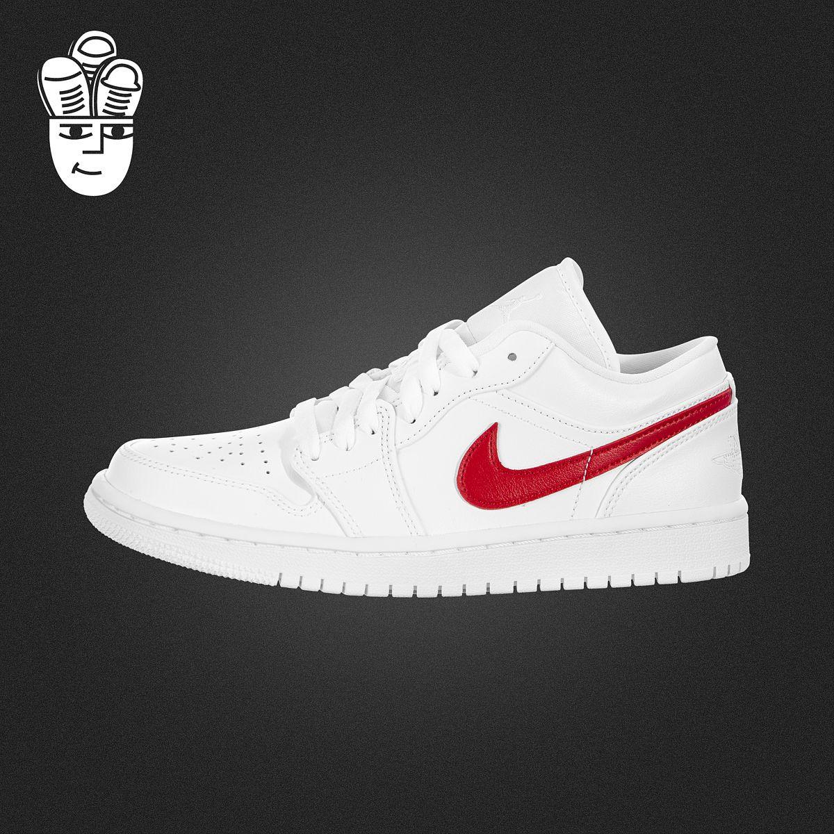 Air Jordan 1 Low AJ1女鞋 低帮板鞋 运动休闲鞋 小白鞋