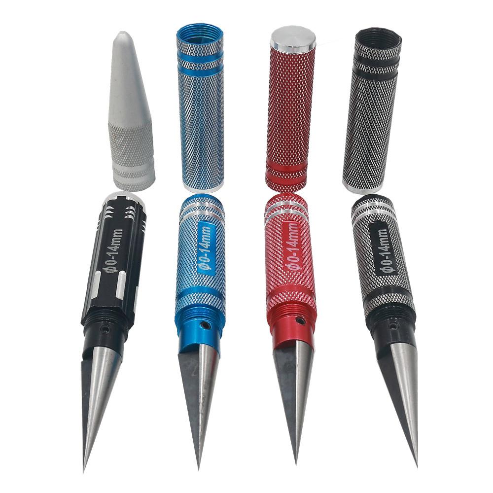 开孔器 0-14mm模型车壳/航模扩孔器 高达模型制作手动钻孔工具