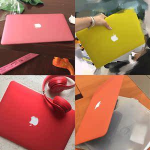 苹果笔记本电脑保护壳macbook12电脑壳磨砂透明纯色16寸pro配件13.3英寸air超薄散热适用于苹果mac保护套防刮