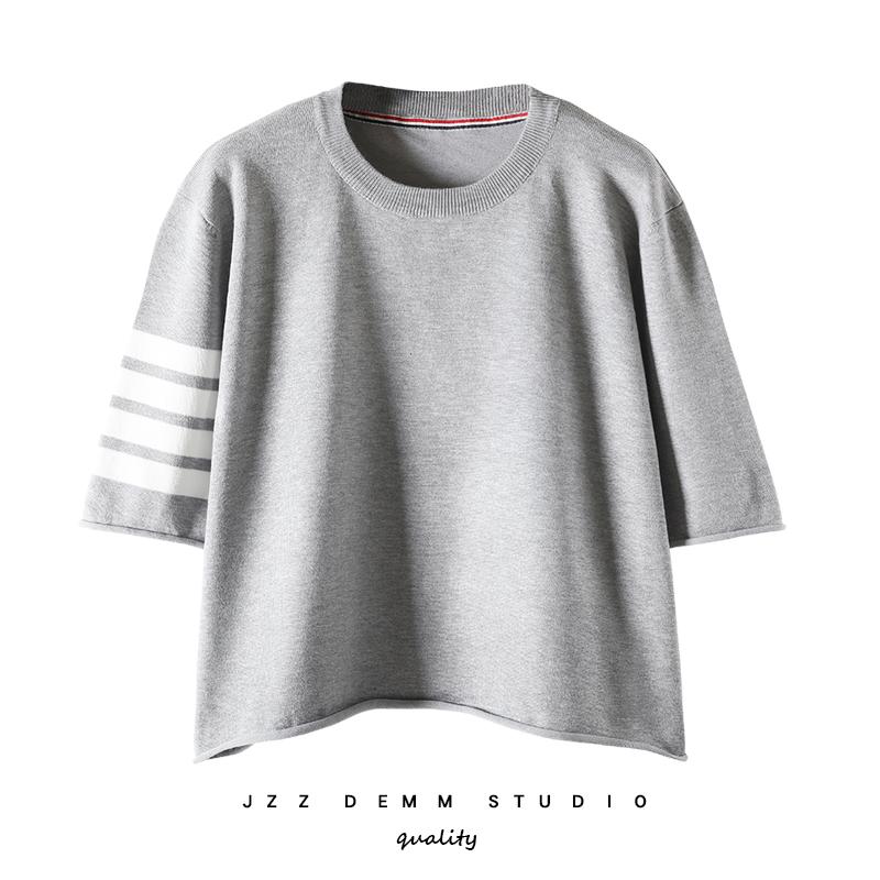限8000张券一折清仓jzztb短袖女2019夏t恤