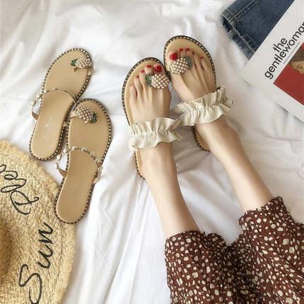 【物美价廉】夏季新款韩版平底凉拖鞋可在爱乐优品网领取30元淘宝优惠券