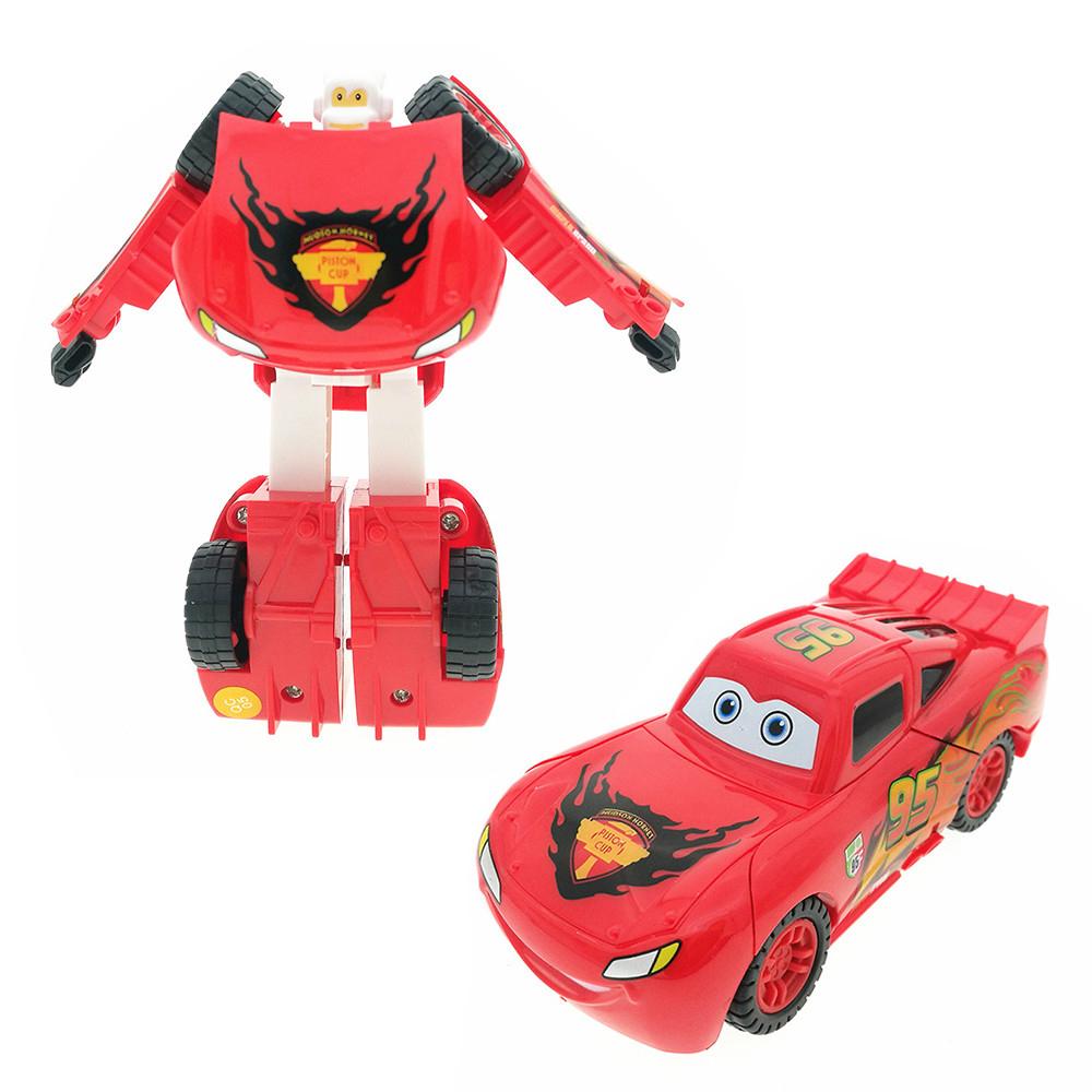 汽车总动员变形车麦昆玩具车 板牙 F1赛车模型儿童玩具车2个包邮