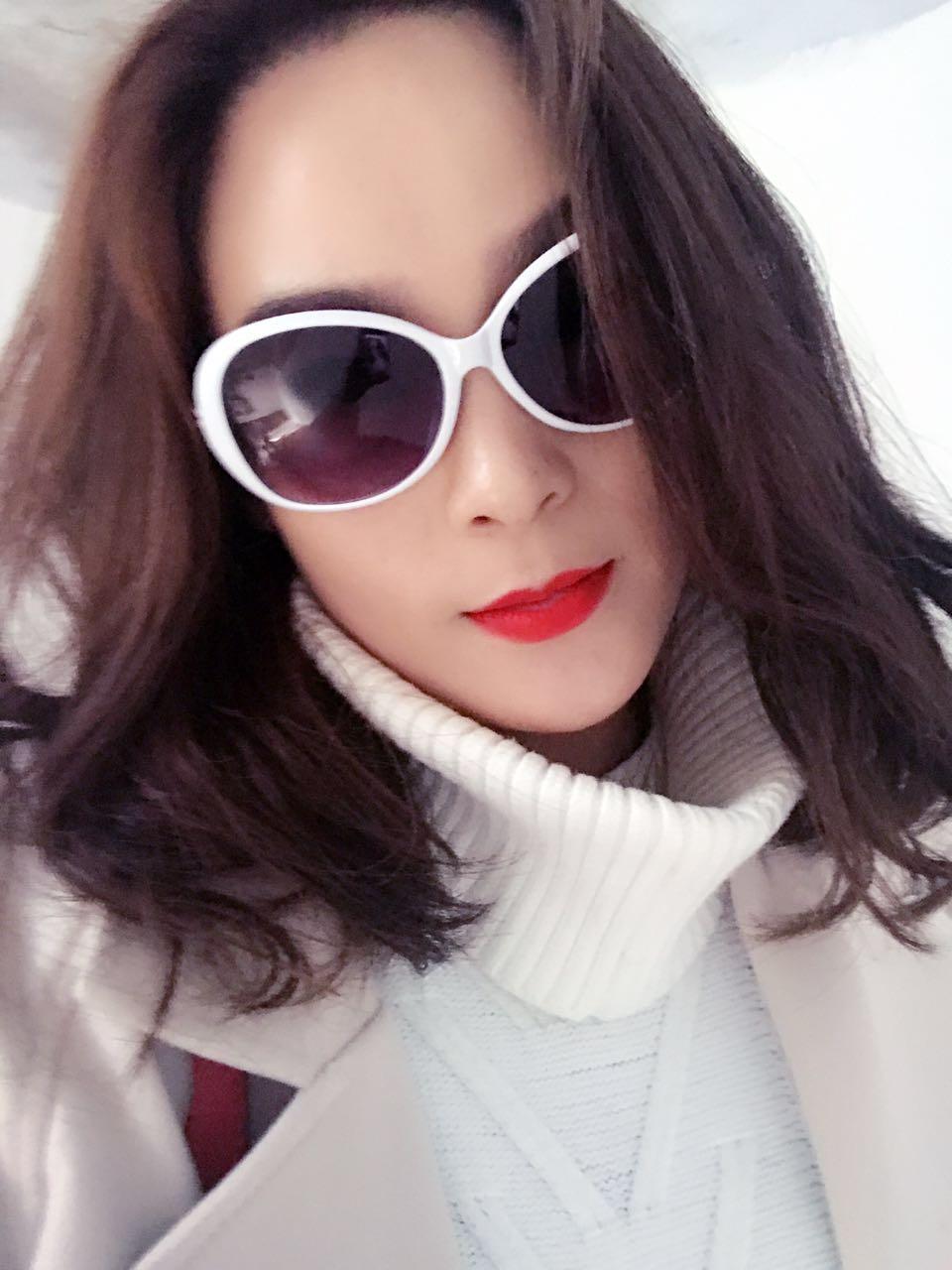 新款女士偏光太陽鏡歐美大牌款女復古太陽眼鏡女墨鏡潮流超酷包郵
