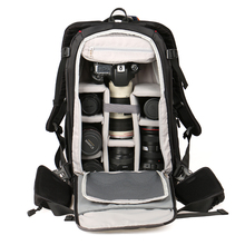New Dawn 806 SLR Camera Bag Photo Bag Shoulder Canon Nikon Outdoor Large Capacity Anti-theft Backpack for Men and Women