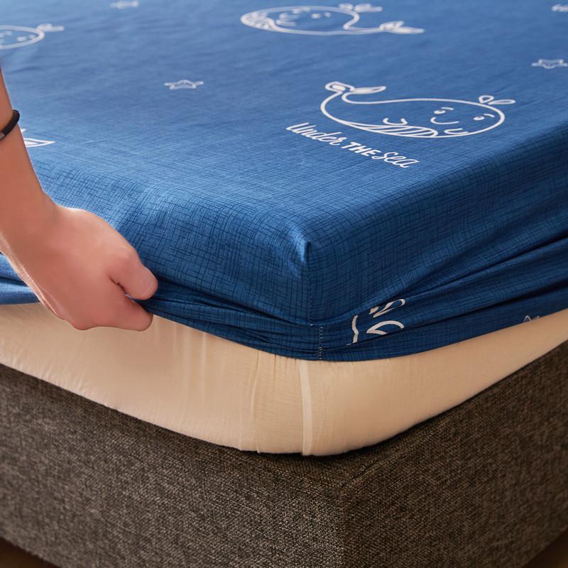 任意简约床笠床罩床单件透气床垫加厚防尘床罩套席梦思保护套全包