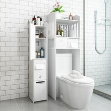Home Wanda bathroom shelf floor toilet storage cabinet toilet storage cabinet bathroom bathroom toilet toilet toilet side cabinet