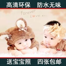 宝宝海报照片宝宝画报可爱漂亮孕妇小孩胎教大图片墙贴画bb婴儿画