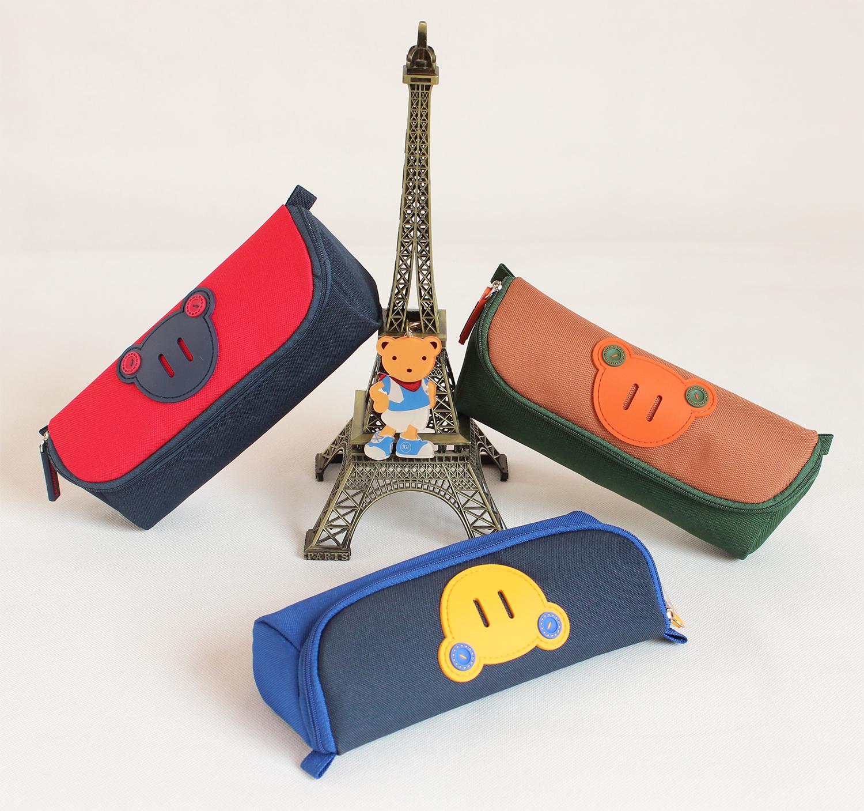 韩版大容量男童女童中小学生笔袋文具袋文具盒(用32.1元券)
