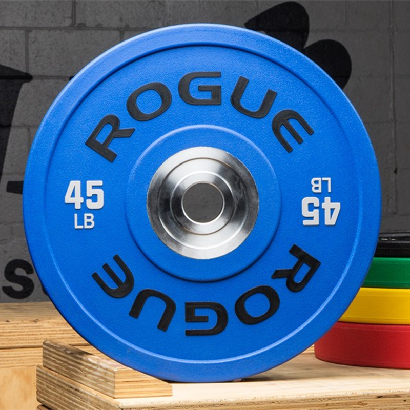 Crossfit weightlifting Pu large hole weightlifting Pu large hole barbell Olympic Gymnasium