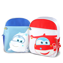 Super flying hero famous brand schoolbag primary school boys and girls kindergarten grade 1 5-year-old 3-year-old children backpack small