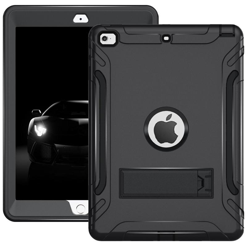 苹果2018新款iPad air2保护套mini2平板电脑mini4硅胶防摔9.7寸pro全包边2017款a1822壳子儿童迷你套10.5三防