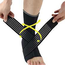 AnkleSupportCompressionStrapAchillesTendonBraceProtec