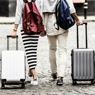 密码拉杆箱轻便行李箱28寸26寸万向轮登机箱24分旅行箱男女90小米