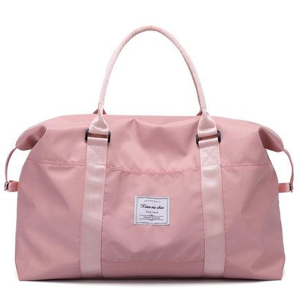 小?#36164;?#23478;大容量女士手提旅行包商务出差行李包穿拉杆包?#28010;?#23612;龙包